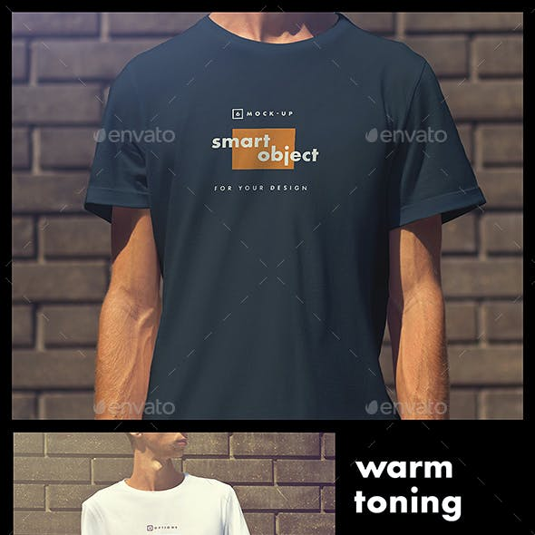 Mock-Ups T-Shirts Urban Style