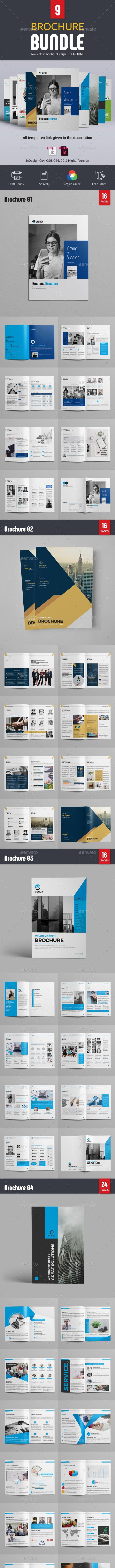 Brochure Bundle - Corporate Brochures