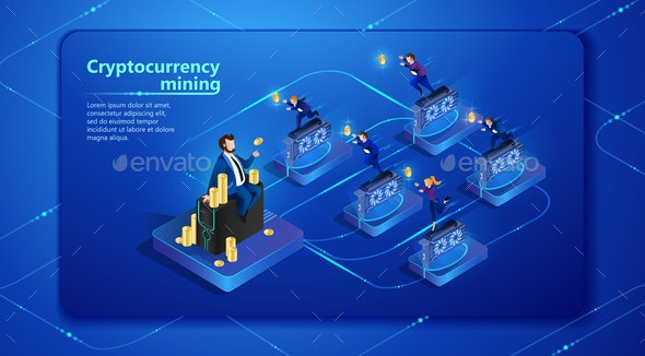Cryptocurrency Mining - Concepts Business