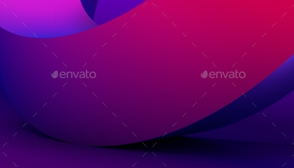 Abstract Minimalistic 3D Background - 3D Backgrounds