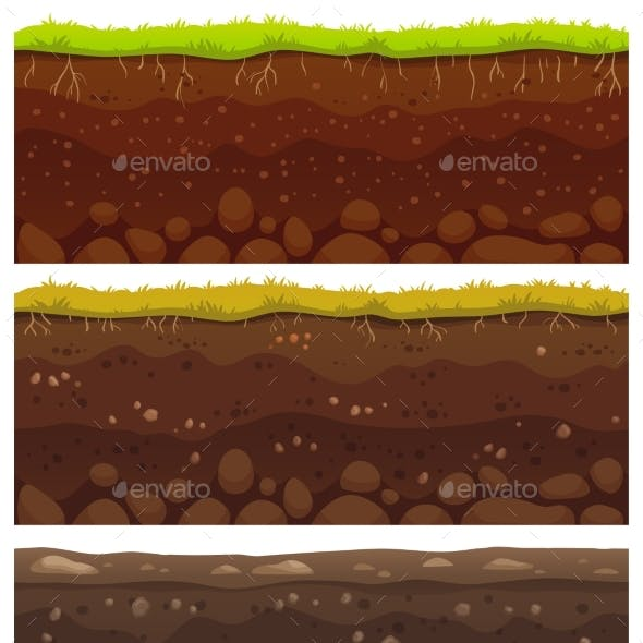 Seamless Soil Layers