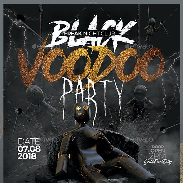 Black Voodoo Party