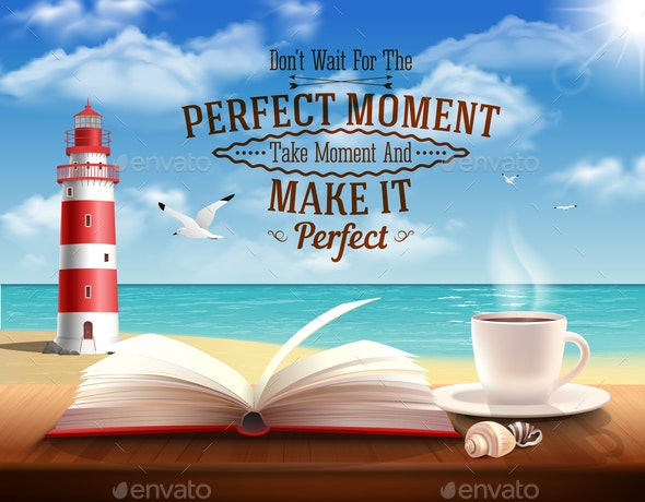 Perfect Moment Quotes - People Characters