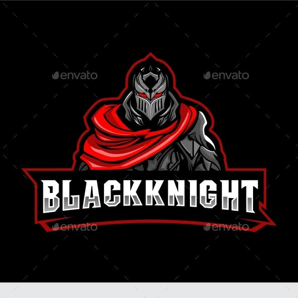 Esports Mascot Knight