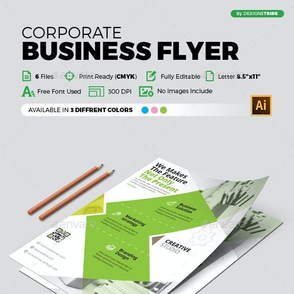 Flyer – Multipurpose 375
