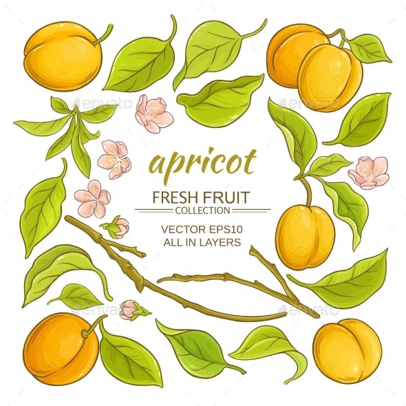 Apricot Elements Set