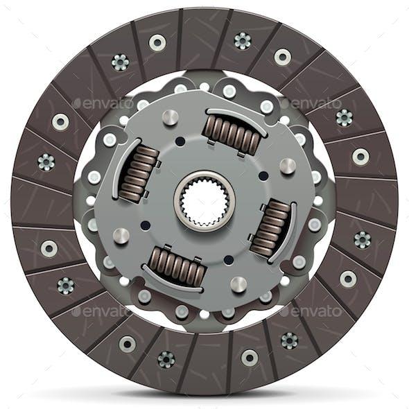 Vector Clutch Disc