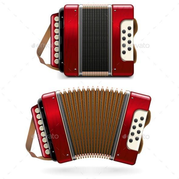 Vector Red Harmonic