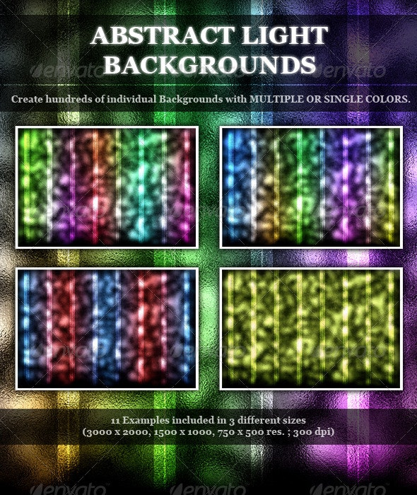 Abstract Light Backgrounds - Backgrounds Graphics