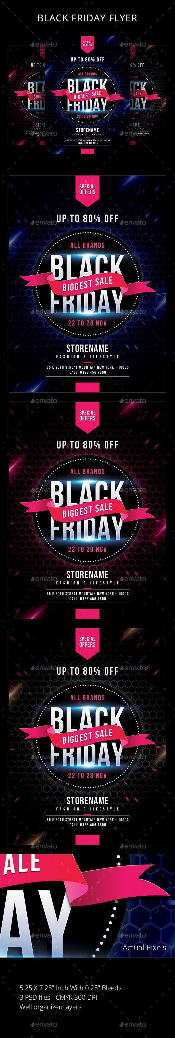 Black Friday - Commerce Flyers