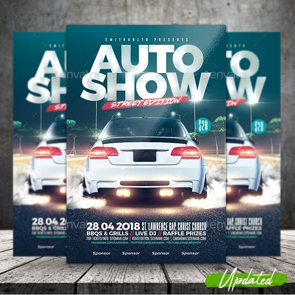 Auto Show - Street Edition