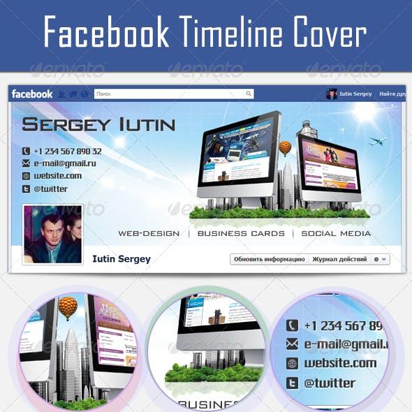 FaceBook Timeline - City