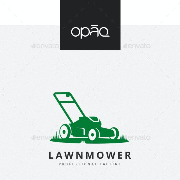 Lawnmower Logo