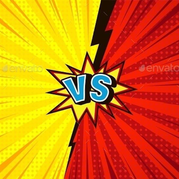 Comic Versus Competitive Concept