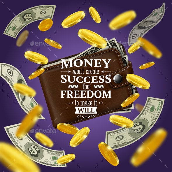 Money and Success Quotes - Concepts Business