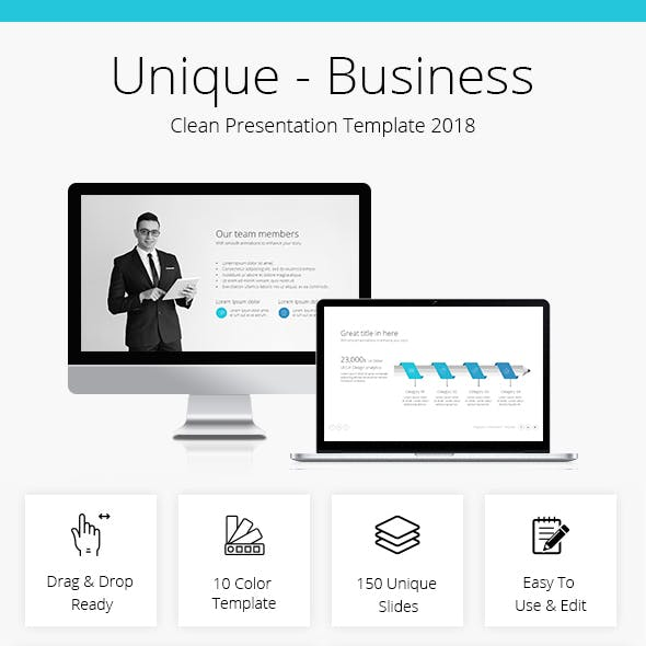 Chart and PowerPoint Google Slide Templates from GraphicRiver (Page 7)