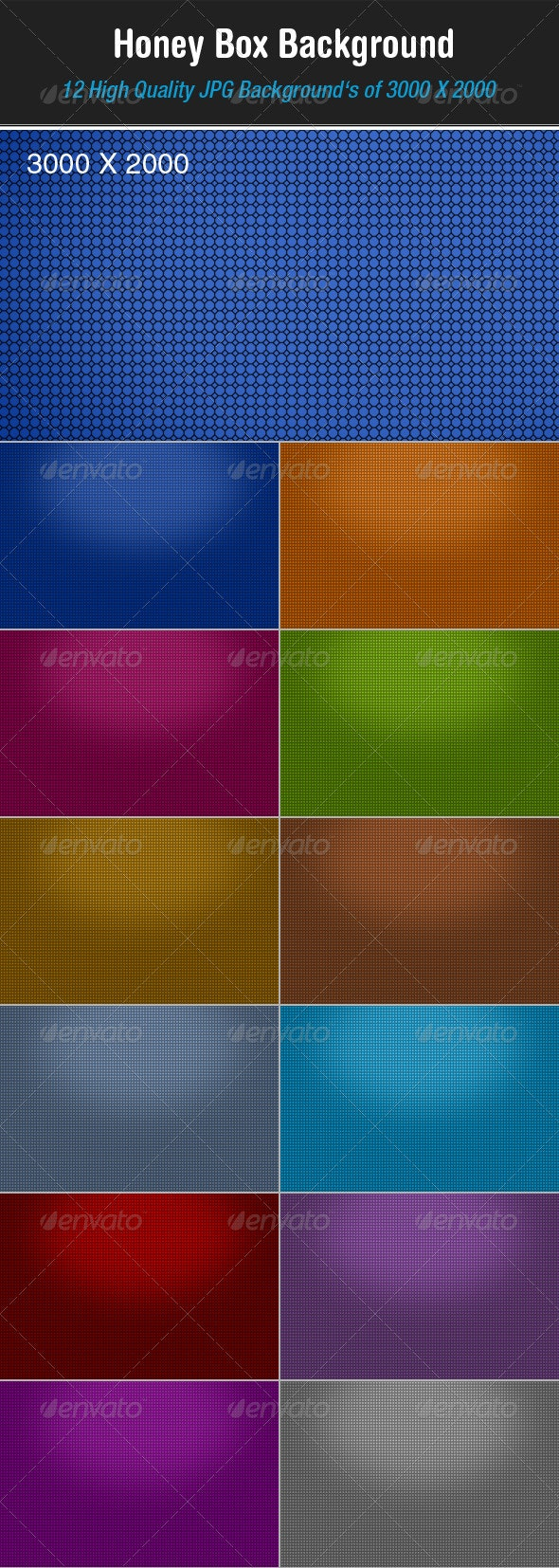 Honey Box Backgrounds - Backgrounds Graphics