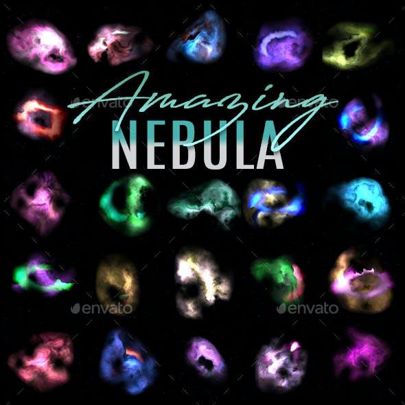 Amazing Nebula Backgrounds