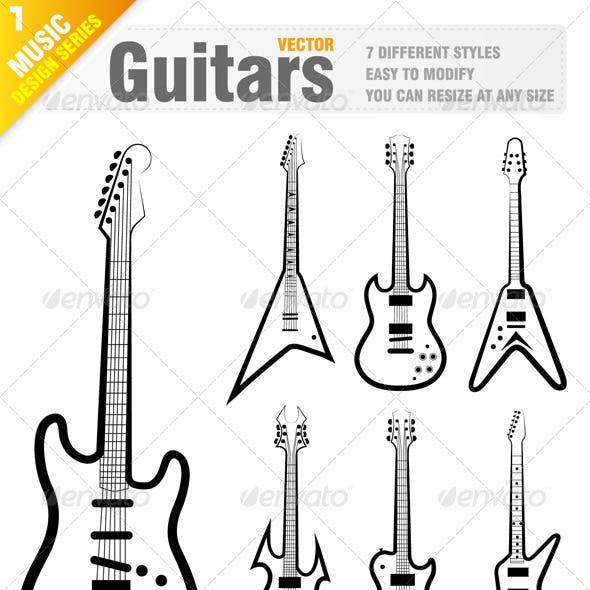 7 Guitars