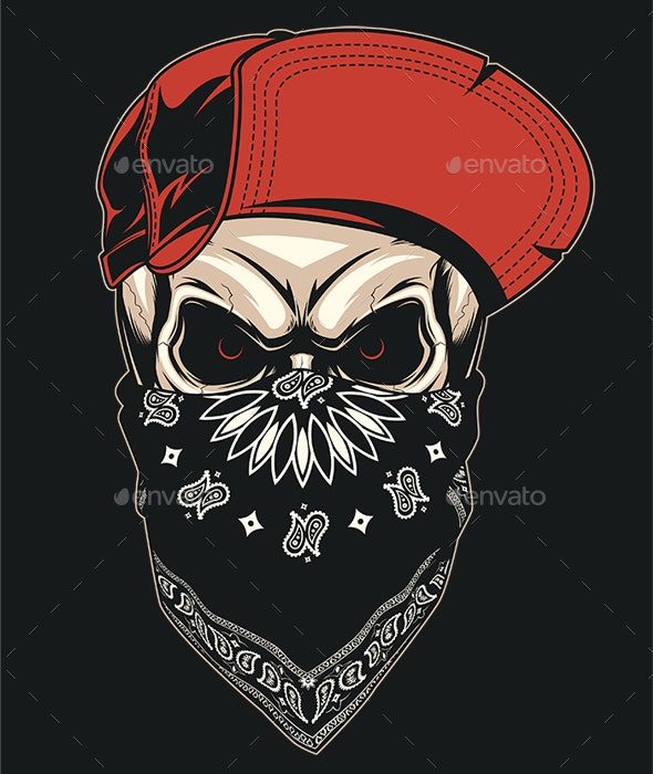 Skull in a Red Cap - Miscellaneous Characters