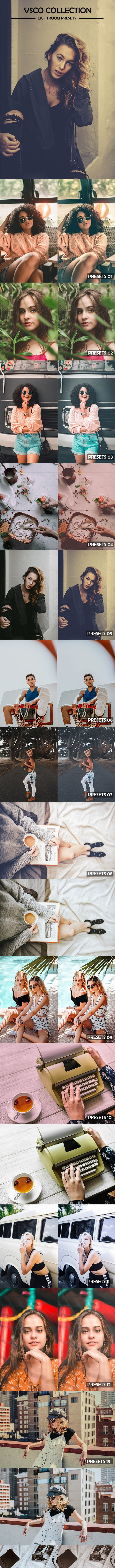 Vsco Cam Filters Lightroom Presets - Lightroom Presets Add-ons