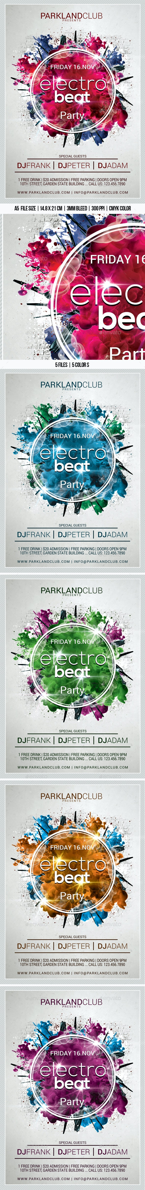 Electro Beat Party - Clubs & Parties Events