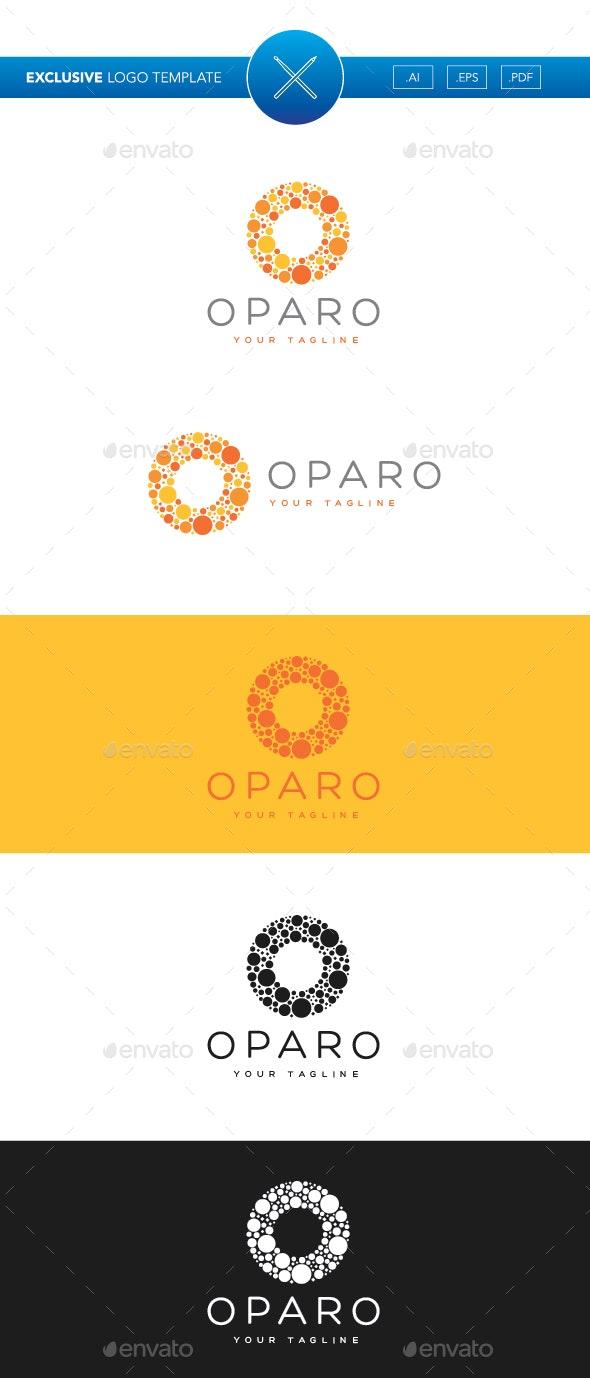 Oparo Letter O Logo