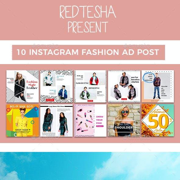 Instagram Fashion Banner #16