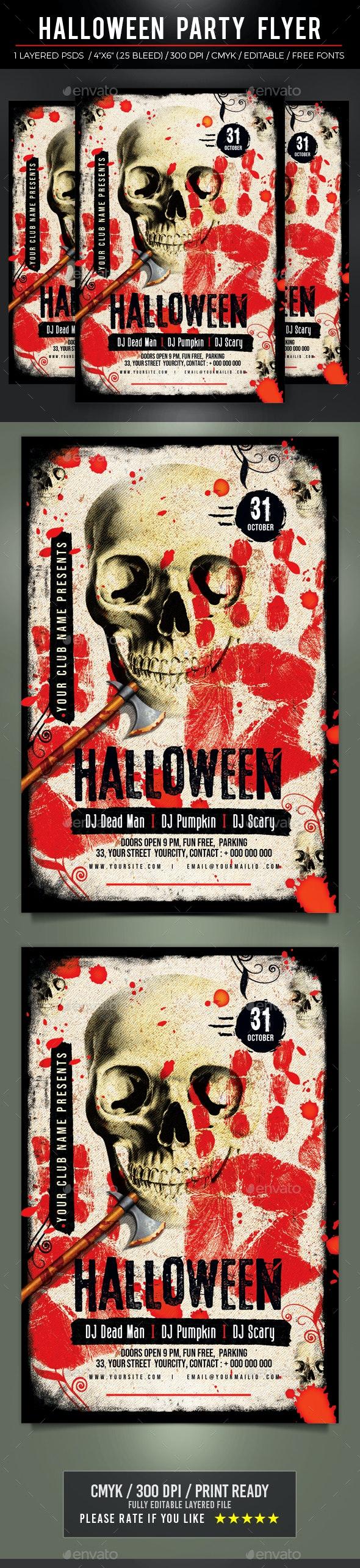 Halloween - Clubs & Parties Events