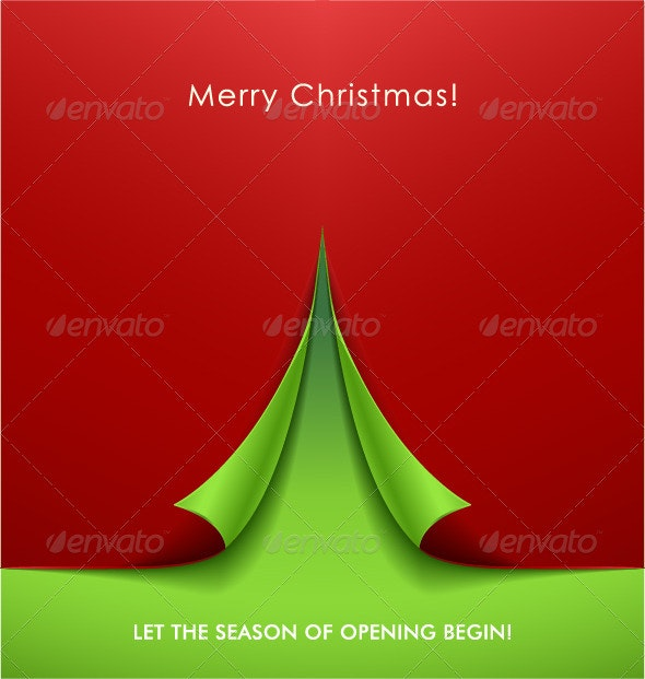 Let the season of opening begin! - Christmas Seasons/Holidays