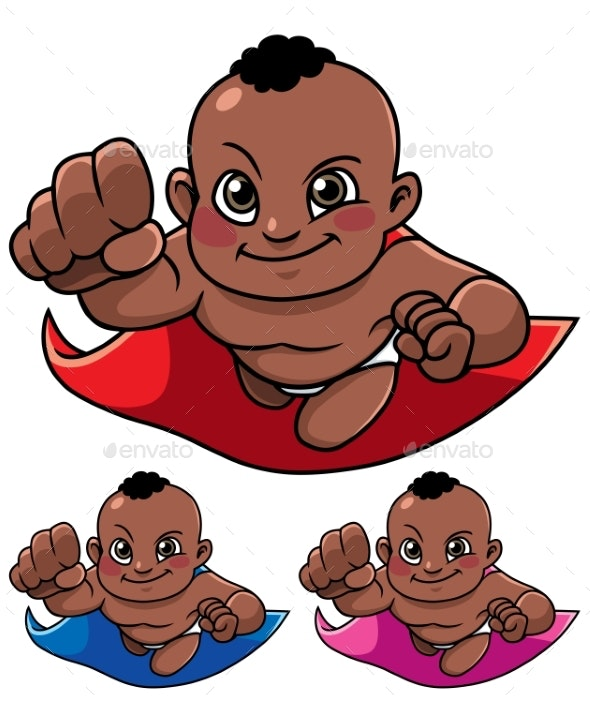 Super Baby - People Characters