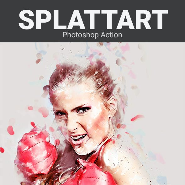 Splattart