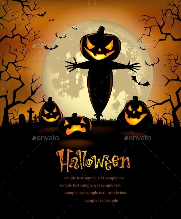 Halloween Party Banner - Halloween Seasons/Holidays