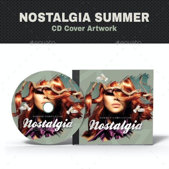 Nostalgia CD Cover