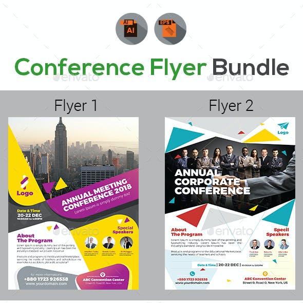 Conference Flyers Bundle