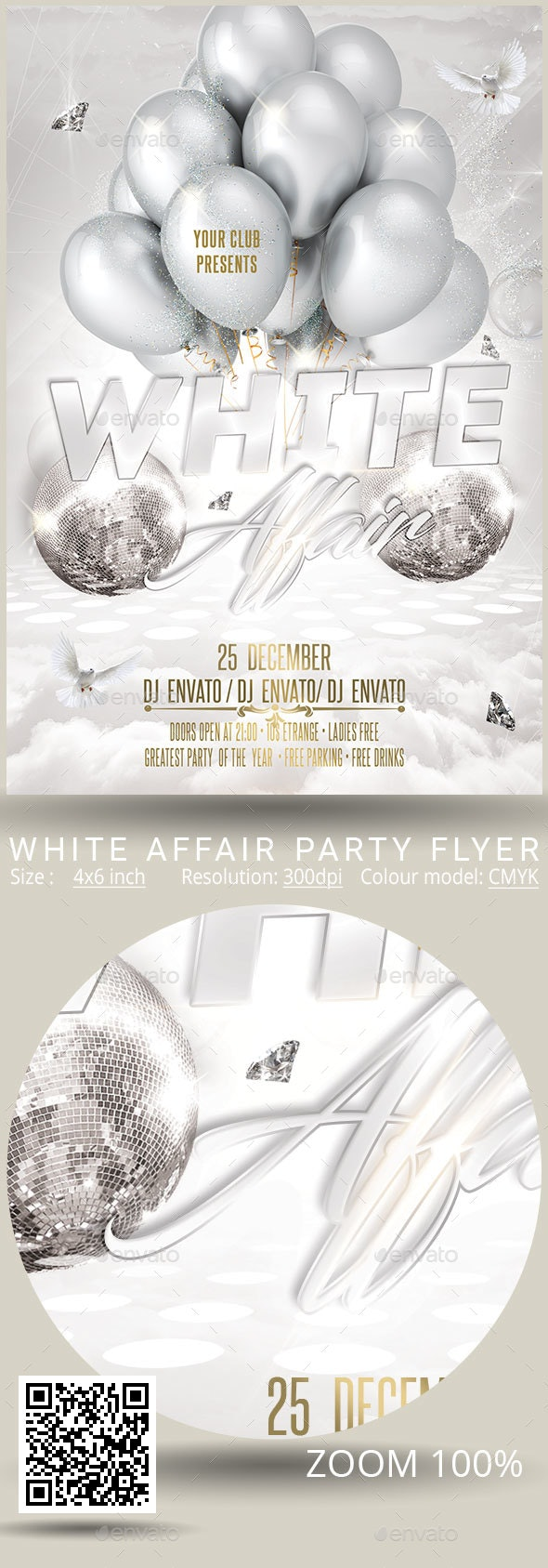 White affair - Clubs & Parties Events
