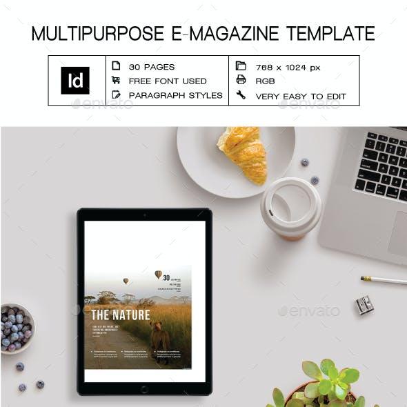 Multipurpose E-Magazine III