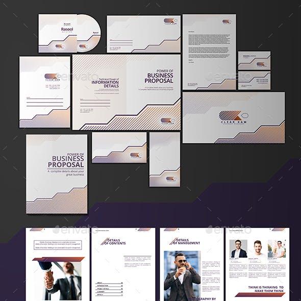 Branding Design & Proposal Templates