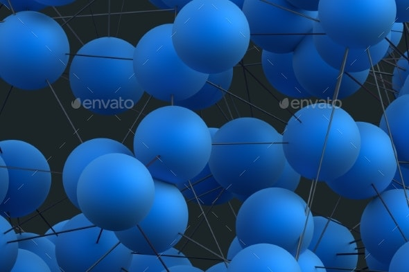 Abstract 3D Modern Background - 3D Backgrounds