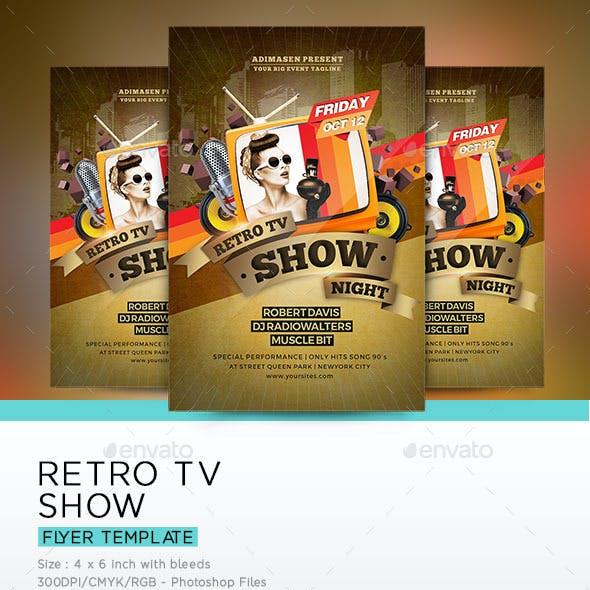 Retro TV show