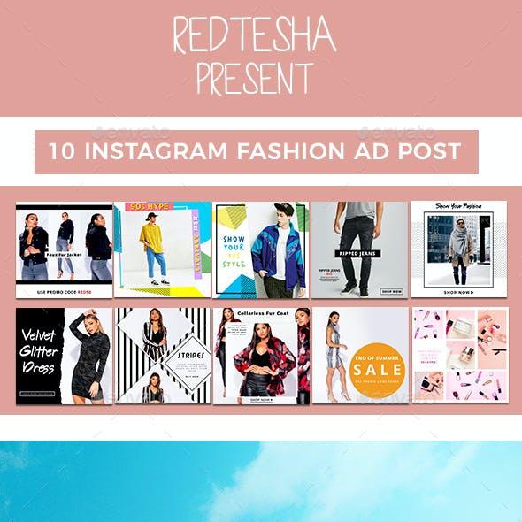 Instagram Fashion Banner #17