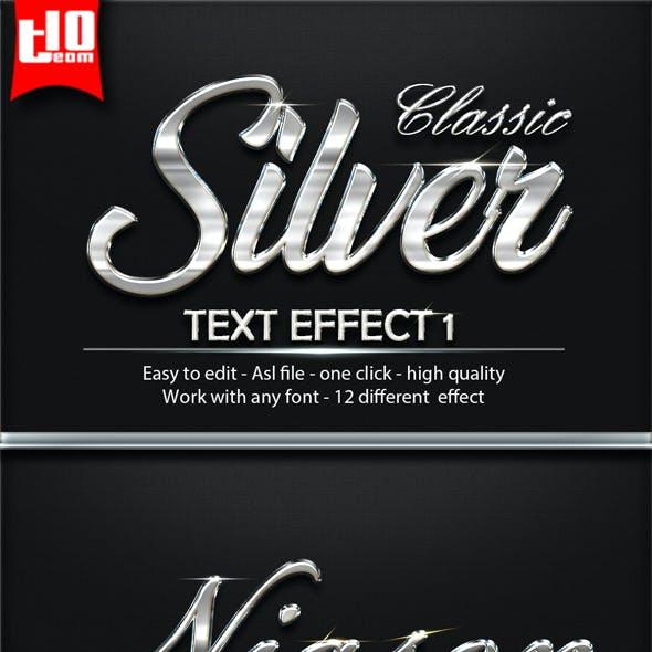 12 Silver Classic vol 1