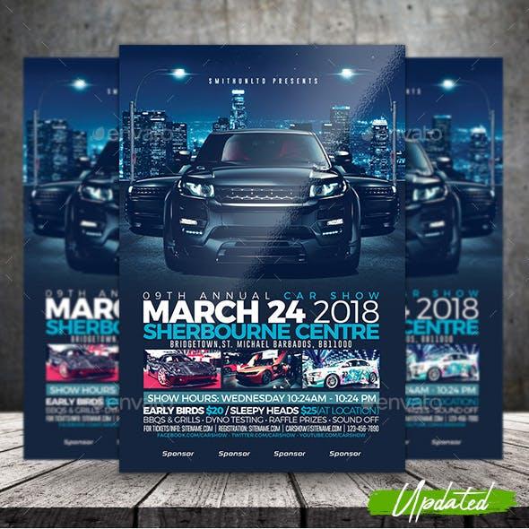 Car Show - City