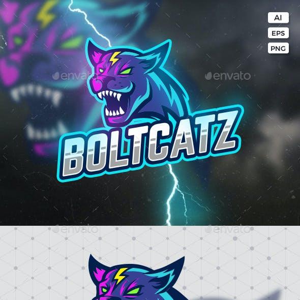 Wildcat Sport Logo Template
