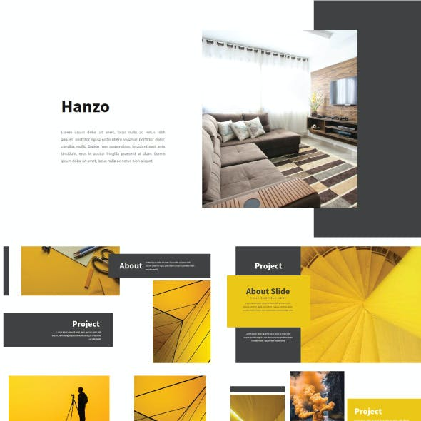 Hanzo Keynote Template