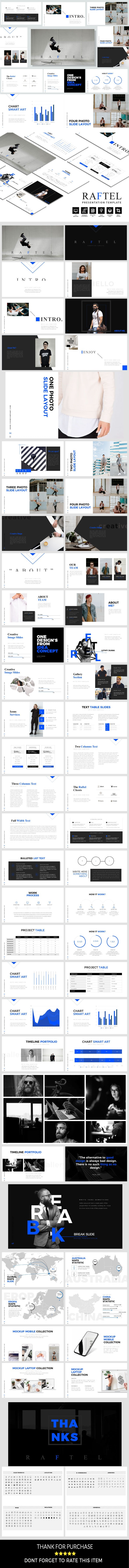 Multipurpose Business Keynote Template - Business Keynote Templates