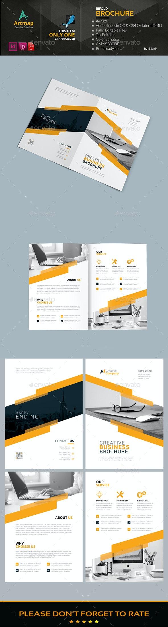 Bifold Brochure - Brochures Print Templates