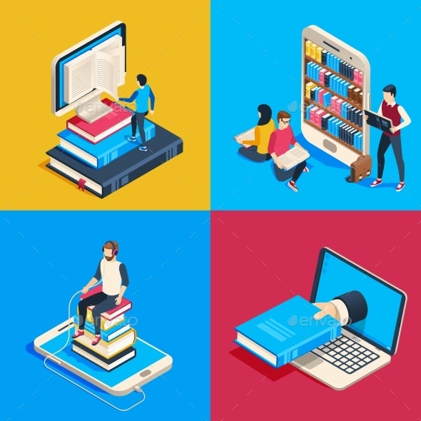 Isometric Online Library - Computers Technology
