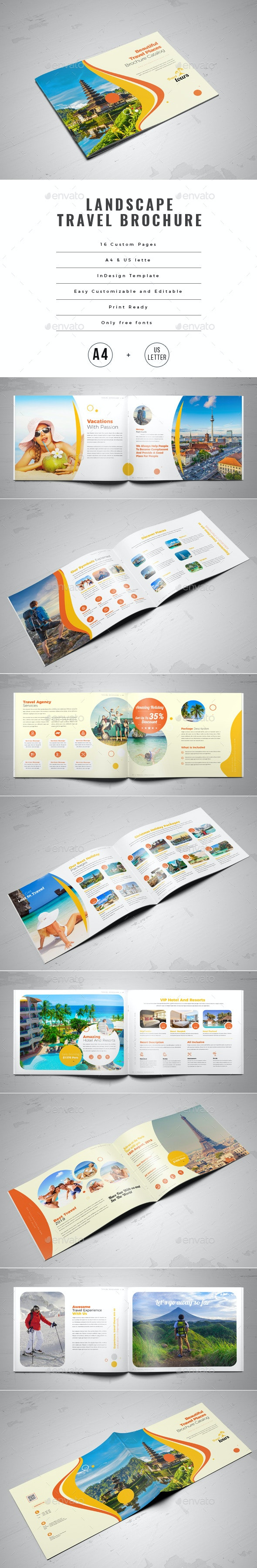Travel Brochure - Catalogs Brochures