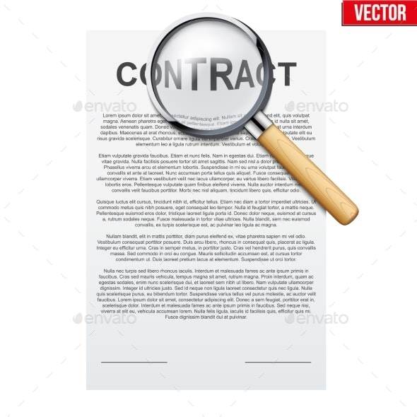 Legal Contract Signing - Miscellaneous Vectors